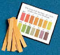 paper soil test kit